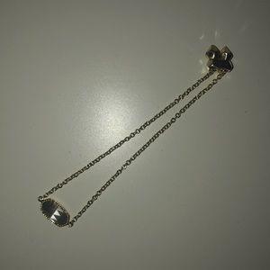 Kendra Scott gold adjustable bracelet